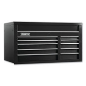 Stanley Products 550S Top Chest, 50 in, 10-Drawer, Dual Black, 1/EA, #55502710DB