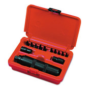 Stanley Products 13-Pc. Hand Impact Driver Set, 1/SET, #J7099A