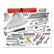 Stanley Products 126 Pc Starter Maintenance Sets, 1/SET, #J99810