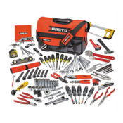 Stanley Products 105 Pc HVAC Basic Tool Sets, 1/ST, #JTS0105HVAC