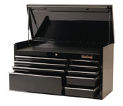 Stanley Products 9 Drawer Top Chests, 41 in x 18 in x 23 in, Black, 1/EA, #94109C