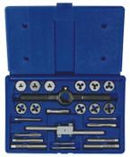 Stanley Products 24-pc Metric Tap & Hex Die Set, 1/SET, #26313