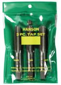 Stanley Products Plastic Pouched Sets, Tapers, Bottoming and Plugs, 5/8 in - 11 NC, 1/SET, #2652