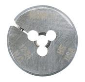 Stanley Products Adjustable Round Machine Screw & Fractional Dies (HSS), 3/PKG, #502048