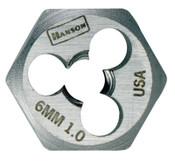 Stanley Products DIE 3MM-.50 5/8 HEX HANSON, 5/CART, #6312