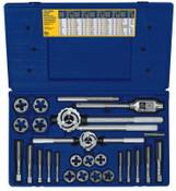 Stanley Products 25-pc Metric Tap & Hex Die Set, 1/ST, #97311