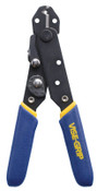 Stanley Products Wire Strippers / Cutters, 5 in, 10-24 AWG, Blue/Yellow, 5/EA, #2078305