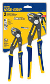 Stanley Products 2-pc GrooveLock Pliers Sets, 8 in; 10 in, 1/ST, #2078709