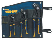 Stanley Products 3-pc GrooveLock Pliers Sets, 8 in; 10 in; 12 in, 1/ST, #2078711
