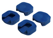 Stanley Products Replacement Parts, Soft Pads, Blue, 2/PKG, #40153