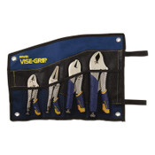 Stanley Products Fast Release™ Locking Pliers Set, 4 Pc., 1/ST, #IRHT82592