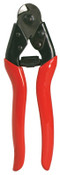 Apex Tool Group Pocket Wire Rope & Cable Cutters, 7 1/2 in, Shear Cut, 1/EA, #0690TN