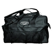 Caiman Gator-Mouth Tool Bags, 20 Compartments, 13 in x 20 in, Black, 1/EA, #66980