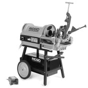 Ridge Tool Company Model 1224 Power Threading Machine, 1/2 in to 4 in (NPT) Pipe Capacity, 1/EA, #26097