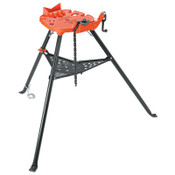 Ridge Tool Company Tri-Stand Chain Vise, 460-6, 1/8 in - 6 in Pipe Cap, 1/EA, #36273