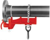 Ridge Tool Company Flange Pipe Welding Vises, 2 1/2 in - 8 in Capacity, 1/EA, #40235