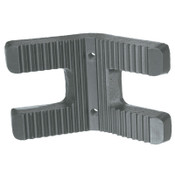 Ridge Tool Company Bench Chain Vise Replacement Parts, Vise Jaw, 1/2 in - 8 in, 1/EA, #41140