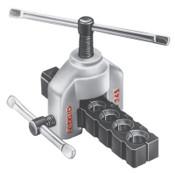 Ridge Tool Company Flaring Tools, 1/2, 5/8, 3/4, 7/8, 1 in, 37° Flaring Angle, 1/EA, #41285