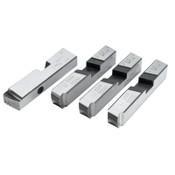 Ridge Tool Company Nipple Chucks, 2 1/2 in NPT, 1/SET, #44992