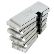 Ridge Tool Company Pipe Dies for Machine Die Heads, HS Plastic Coated Pipe RH, 14 NPT, 1/SET, #50012