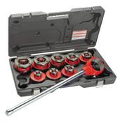 Ridge Tool Company 12R Threader Sets, 1/2 in (NPT) - 2 in (NPT), 1/SET, #55207