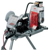 Ridge Tool Company Hydraulic Roll Groover, 918 w/2-6 Sch.10/40, 8-12 Sch. 10, 1/EA, #64977