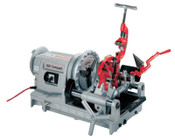 Ridge Tool Company Model 300 Compact Power Threading Machine, 1/8 in to 2 in (NPT) Pipe Capacity, 1/EA, #75602