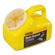 Stanley Products Blade Disposal Container, 1/EA, #11080