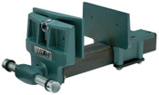 JPW Industries Pivot Jaw Woodworking Vise, 1/EA, #63144