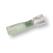 12-10 AWG Non-Insulated .250 Female Quick Disconnect w/ Brass Sleeve (1000/Bulk Pkg.)