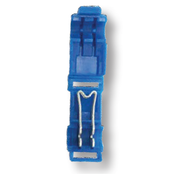 16-14 AWG Double Blade Blue T-Tap Connector - Blue (100/Pkg.)