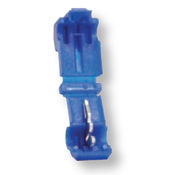 16-14 AWG Blue T-Tap Connector (100/Pkg.)