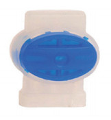 22-14 AWG Moisture Resistant Seal Insulated Displacement Connector - Blue