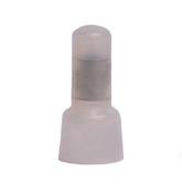 22-18 AWG Nylon Aluminum Pigtail