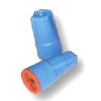22-12 AWG Weather Pack Connector - Orange (100/Pkg.)
