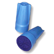 14-6 AWG Weather Pack Connector - Blue (100/Pkg.)