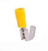 12-10 AWG .250 Stud Nylon Insulated Piggyback Connectors (1000/Bulk Pkg.)