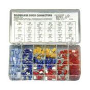 180 PC Solderless Quick Connector Box Kit