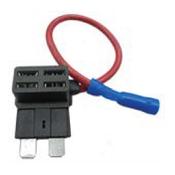Miniature Add A Circuit Fuse Holder (100/Pkg.)