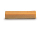 "1-1/2"" x 1-1/2"" x 8"" Rubber Cleaning Stick for Sanding Belts, Mercer Abrasives 371151 (Qty. 1)"