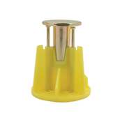 "DeWalt 1/2"" Wood-Knocker II+ Cast-in-place Concrete Insert Anchors (100/Pkg.)"