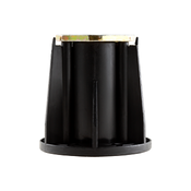 """DeWalt 5/8""""-3/4"""" Pan-Knocker II+ Multi No Nail Cast-in-Place Concrete Insert Anchors (100/Pkg.)"""