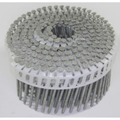 """15° Plastic Collated Hot-Dip Galvanized Split-Less® Wood Siding Nails, 2-1/2"""", 3200 Nails/Carton"""