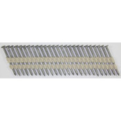 "20° Stick Collated Hot-Dip Galvanized Fiber Cement Siding Nails, 2"", 1800 Nails/Carton"