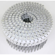 "15° Plastic Collated Hot-Dip Galvanized Plain-Shank Fiber Cement Siding Nails, 2"", 3200 Nails/Carton"