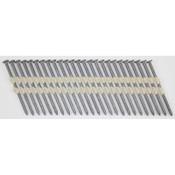 """20° Hot-Dip Galvanized Ring Shank Box & Siding Nails, 2-1/2"""", 1500 Nails/Carton"""