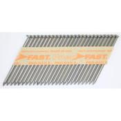 """28° Paper-Tape Bright Framing Nails, 2-3/8"""", 3200 Nails/Carton"""