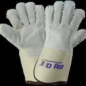 Big Ole® - Premium Split Cowhide Leather Gloves- Size 9(L) 24ct/12 pair