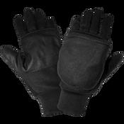 Insulated Fleece Flip-Up Mittens- Size 7(S) 24ct/12 pair