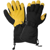 Insulated Deerskin Winter Gloves- Size 9(L) 24ct./12 pair